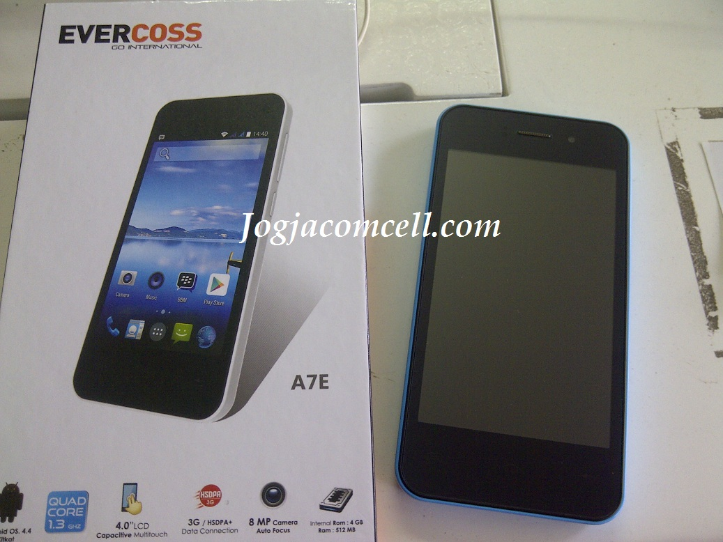 Evercoss A7E Terbaru Android Kitkat