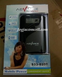 Power Bank Advance 8200mAh