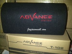 Speaker Advance T-102 Subwoofer