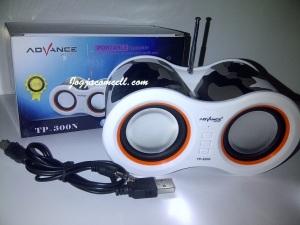 Speaker Advance TP-300 Speaker Teropong
