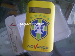 Power Bank Advance Digital 8800 mAh Bola
