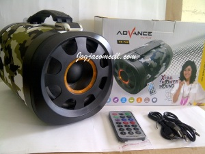 Speaker Advance TP-700 Traveling
