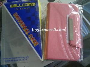 Softcase Universal 4″ Wellcomm