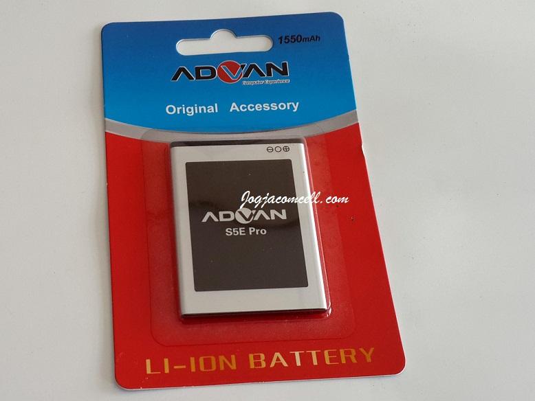 Baterai Advan S5E Pro JogjaComCell