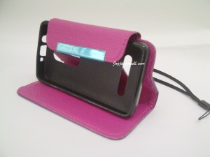 Softcase Wallet Nokia 210