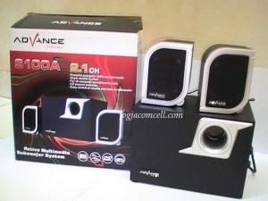 Speaker Advance Subwoofer S100A