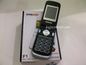 Evercoss F1 Mini Flip Phone