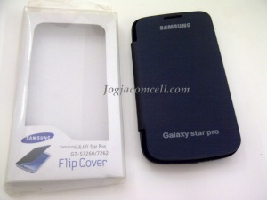 Flip Cover Samsung Galaxy Star Plus / Star Pro