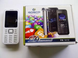 Gosco Diamond FE 1812 Handphone Candy BAR Murah