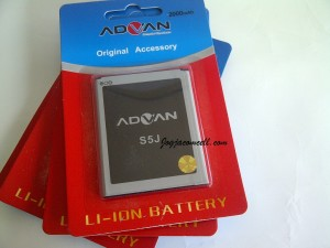 Baterai Advan S5J Original Advan