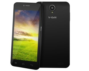 V-GeN Smartphone C1 Diablo 4 GB ROM, 1 GB RAM