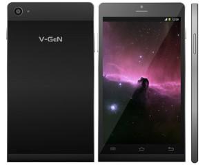 V-GeN Smartphone R1 Odyssey ROM 8GB, RAM 1GB, 8MP REAR CAMERA