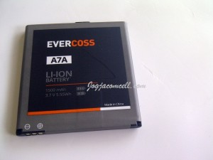 Baterai Evercos A7A Original 1500 mAh