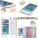 Bumper Alumunium Case Iphone 5G dan 5S