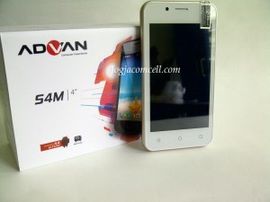 Advan Smartphone S4M Single Core 1.0 GHz Dual SIM