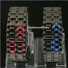 Iron Samurai Tokyoflash LED Watch Jam Tangan LED Keren
