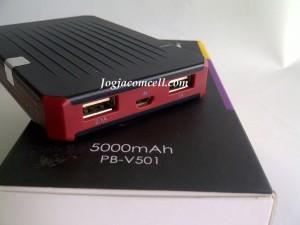 Power Bank V-GeN 5000 mAh Polymer