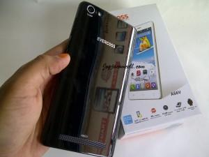 Evercoss A66V Dual SIM, KITKAT, RAM 1 GB