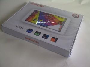 Evercoss W7B Jagonya Tablet Game – Seri Wifi – NO SIM CARD