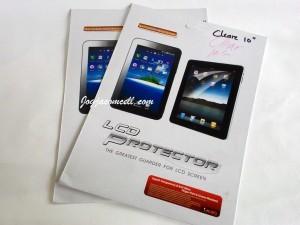 Antigores / Screen Protector Universal 10 inci Clear