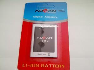 Baterai Advan S45C Original