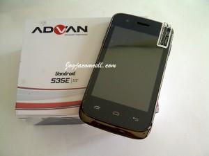 Advan Vandroid mini S35E Dual SIM
