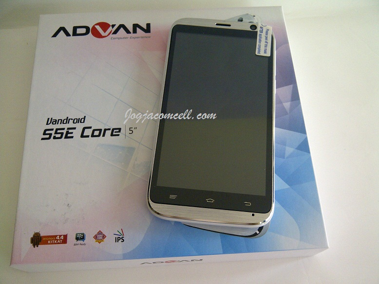 Advan s5e core ram 512mb rom 4gb dual camera jogjacomcell advan s5e coreg jc reheart Gallery