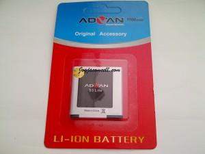 Baterai Advan Original S3 Lite