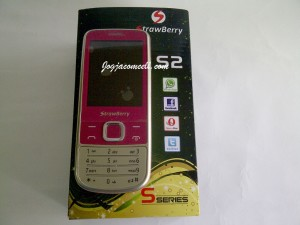 Strawberry S2 Dual SIM, Mirip Nokia 2330