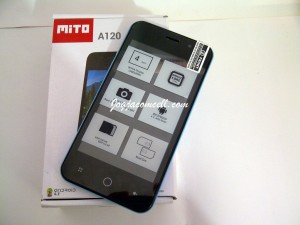 Mito A120 Android