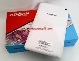 Advan T2G Kitkat, Tablet Game, Wifi Only Banjir Bonus
