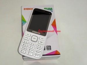 Evercoss C8 Dual SIM Candy Bar