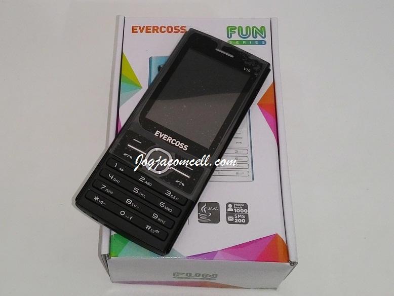 Evercoss V15 Slim Phone JogjaComCell
