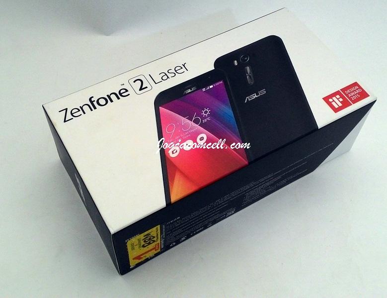 Asus Zenfone 2 Laser Ze500kl Lolipop Dul Sim Gsm Ram 2gb Rom 16gb
