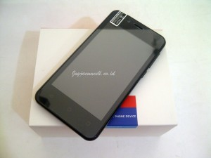 Advan S4F Dual SIM GSM 3G Support, Kamera With Flash Light