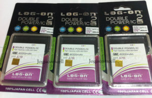 Baterai Evercoss A7R Log On Double Power 4000 mAh