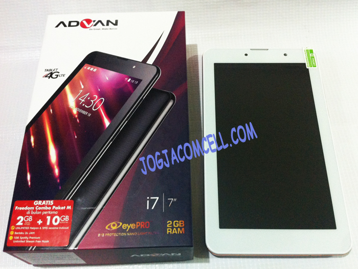 Advan Vandroid I7 Plus 4G LTE RAM 2GB