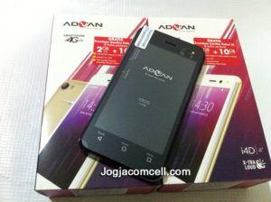 Advan Vandroid i4D 4G LTE iDOS Dual SIM GSM
