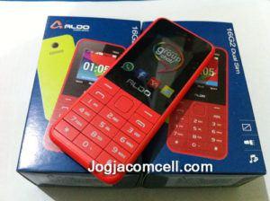 Handphone Murah Aldo 16G2 Dual SIM GSM Double LED Torch