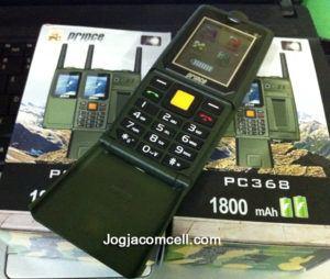Jual Prince PC368 Handphone Outdoor