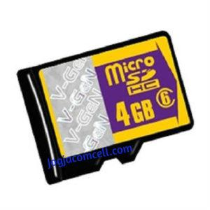 Memori Card V-Gen 4GB Class 6