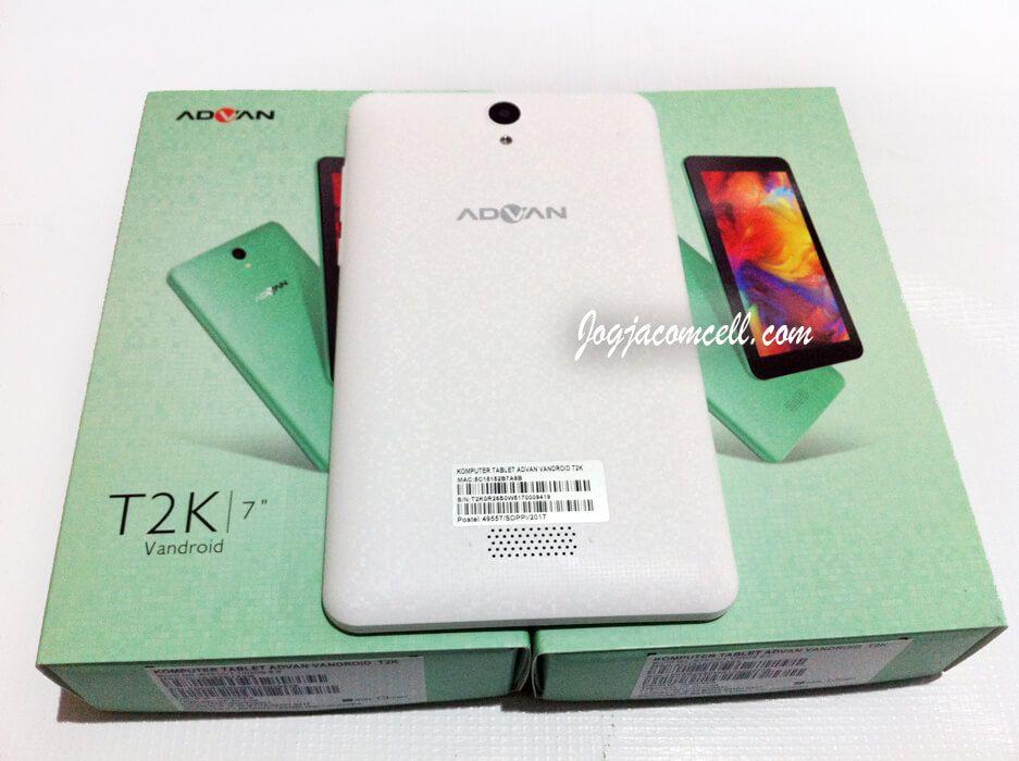 Tablet Advan T2K Wifi Series 8GB ROM