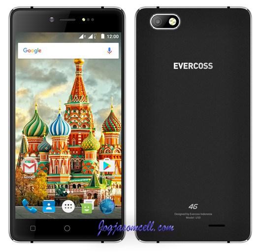 Evercoss U50 Winner Y Smart RAM 1 GB Free Power Bank