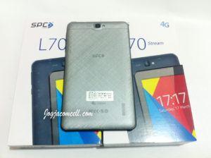SPC L70 Stream Tablet 4G LTE RAM 1GB