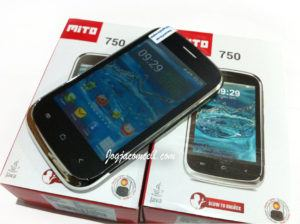 Mito 750 Touchscreen Electric Lighter