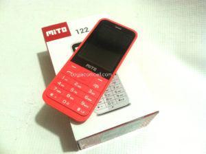 Mito 122 Dual SIM Kamera Mirip Nokia 220