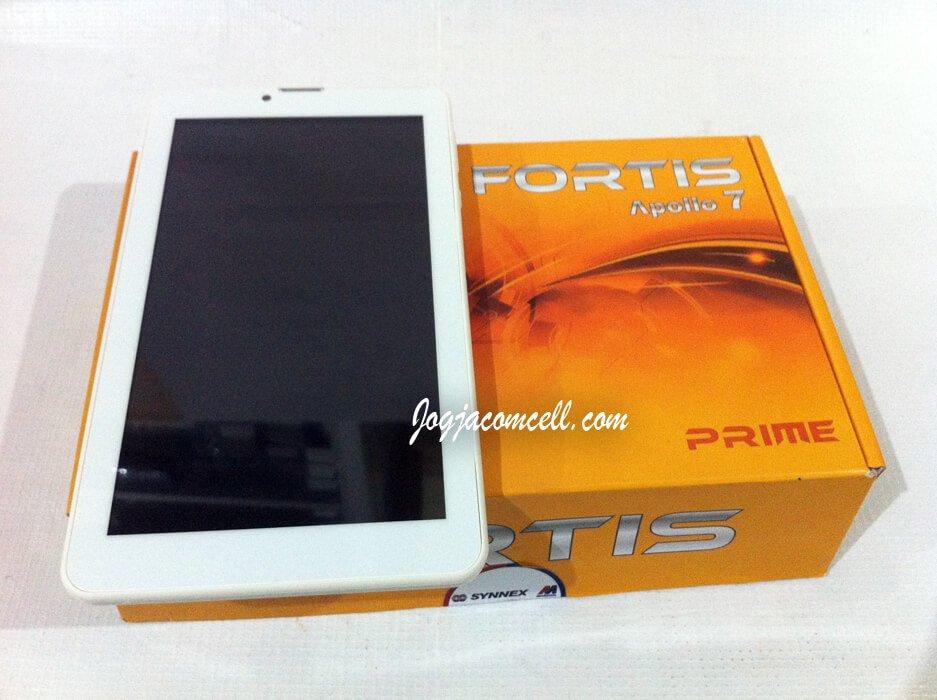 Tablet Fortis Apollo 7 Prime RAM 1GB JogjaComCell