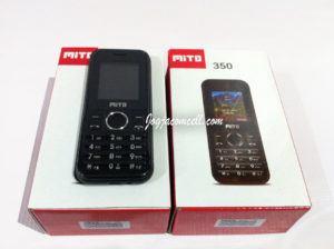 Mito 350 Candy Bar Dual SIM GSM