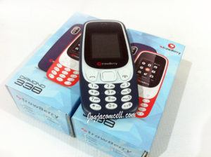 Strawberry Diamond 338 Dual SIM GSM