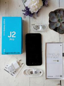 Samsung J2 Pro RAM 1.5GB